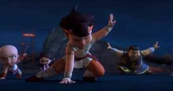 Chhota Bheem - Kung Fu Dhamaka | Theatrical Trailer